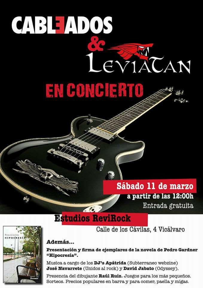 Cableados + Leviatan