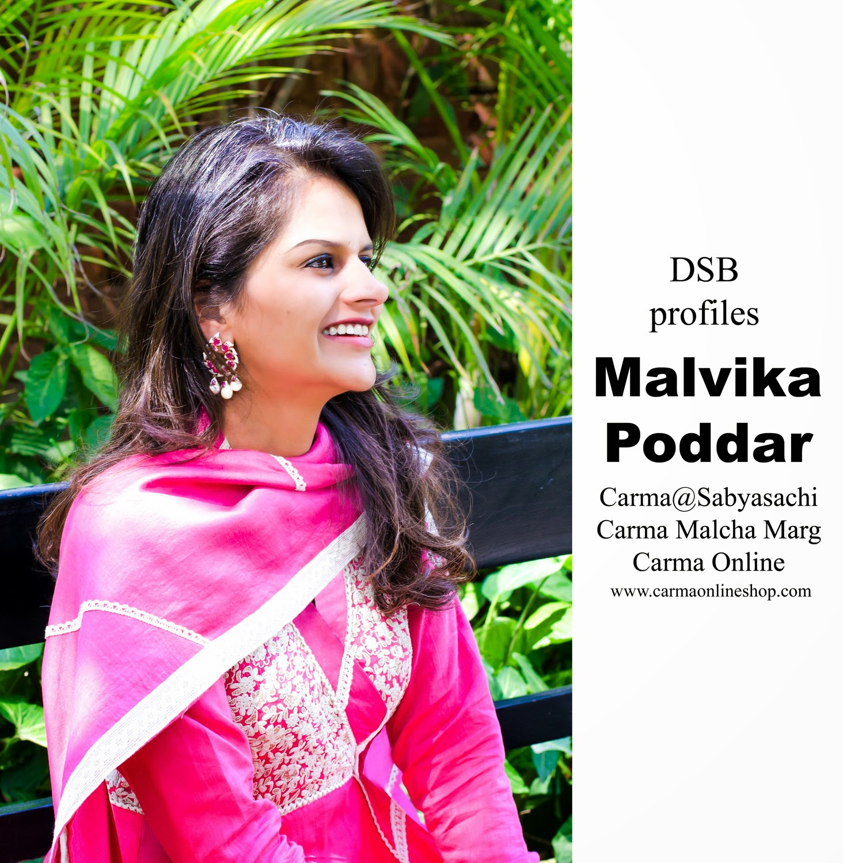 Malvika Poddar Carma Online