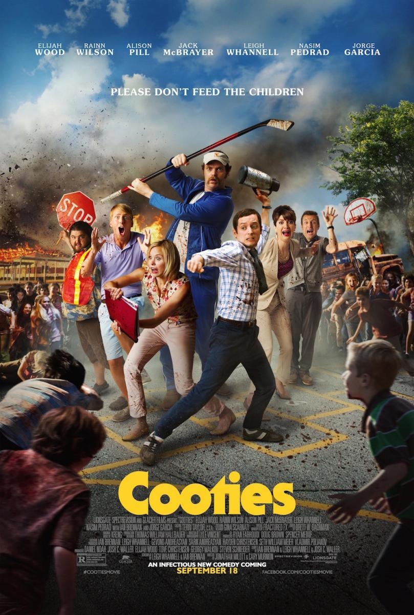 Cooties (V.O.S) (2014)