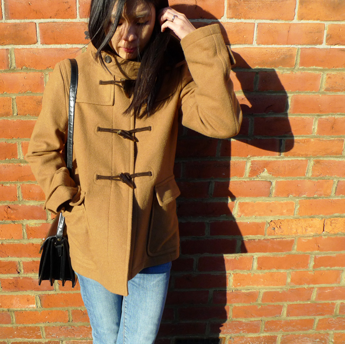 bargainista fashionista: Uniqlo&39s £40 duffle coat