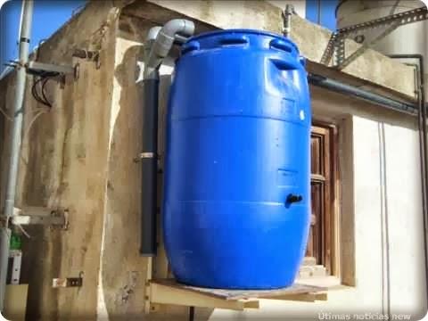 Recojer agua de lluvia para reutil zarla noticias news - Recoger agua de lluvia ...