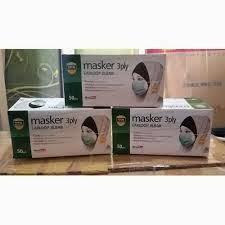 Keunggulan Masker 3 Ply Untuk Hijab