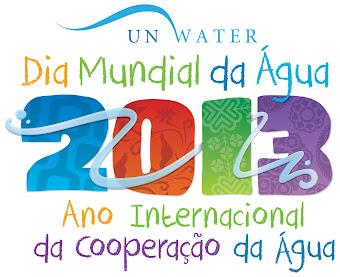 22 de março de 2013 dia da água