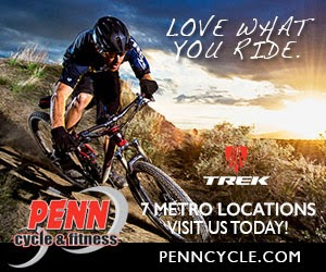 Special Thanks to my Equipment Sponsor Penn Cycle