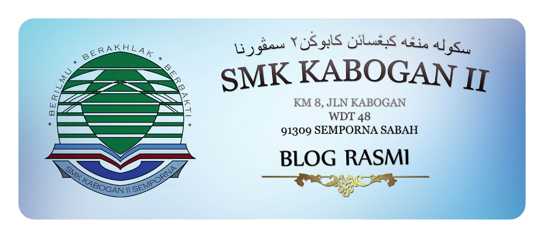 SMK KABOGAN II