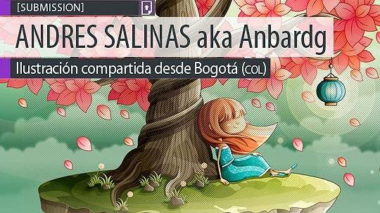 Ilustración. Dreams de ANDRÉS SALINAS aka Anbardg