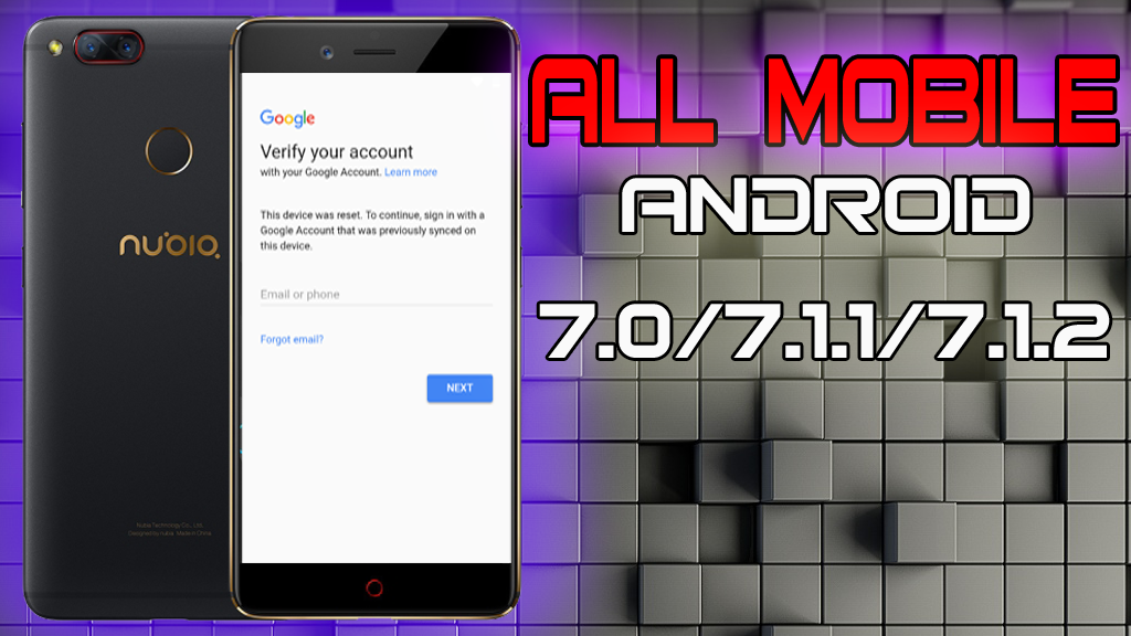 frp android 7 apk mtk