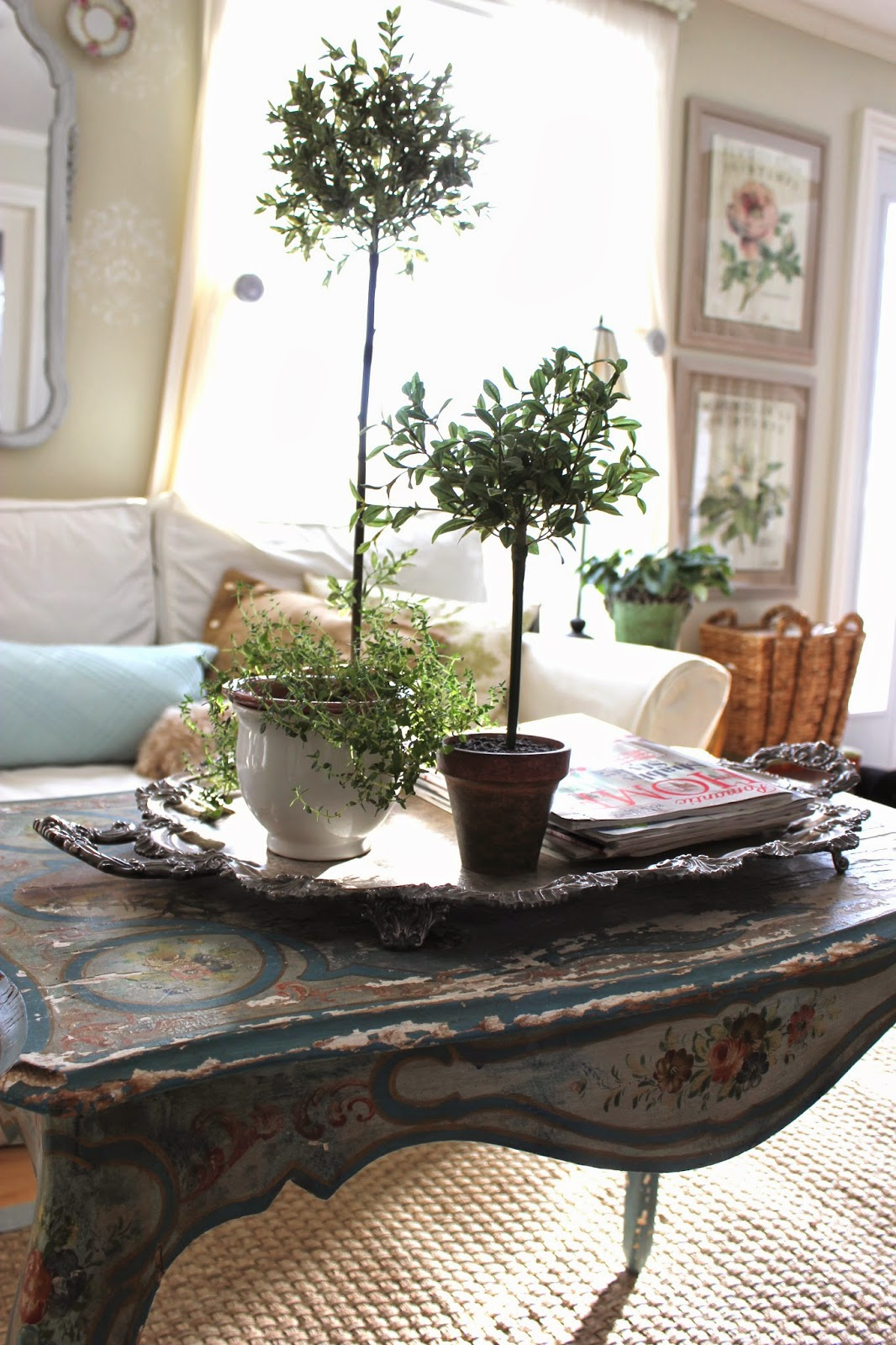 From my front porch to yours how i found my style sundays for Maison deco