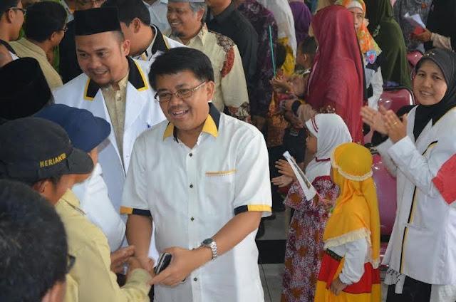 Presiden PKS Seru Kader Menangkan Pasangan IDAMAN di Pilkada Binjai