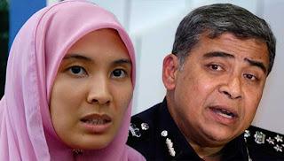 Siasatan polis tidak terjejas dengan saman Nurul Izzah