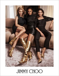 JIMMY CHOO AW2018 AD CAMPAIGN