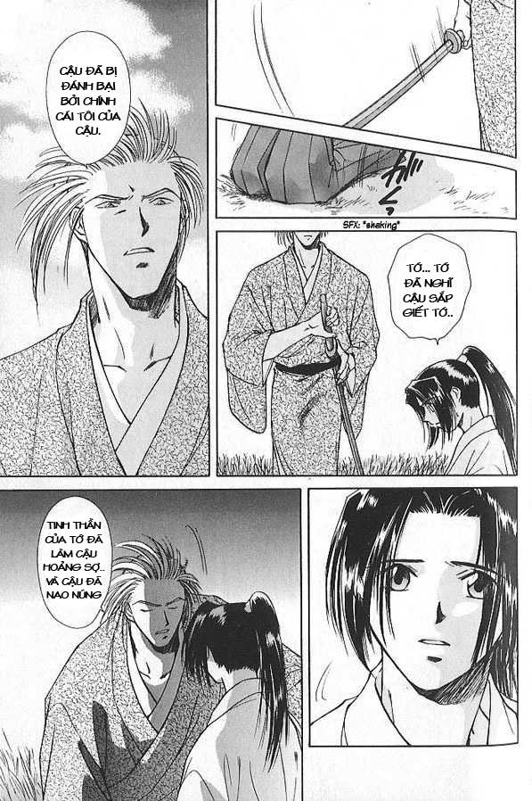 Soshite Haru No Tsuki chap 3 - Trang 29
