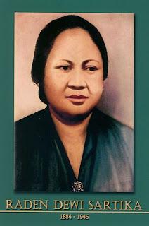 gambar-foto pahlawan nasional indonesia, Raden Ayu Dewi Sartika