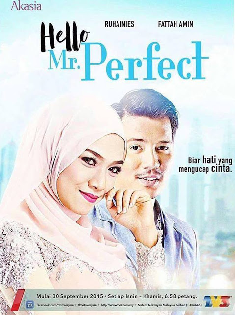 Senarai Lagu Tema OST Hello Mr. Perfect Slot Akasia TV3