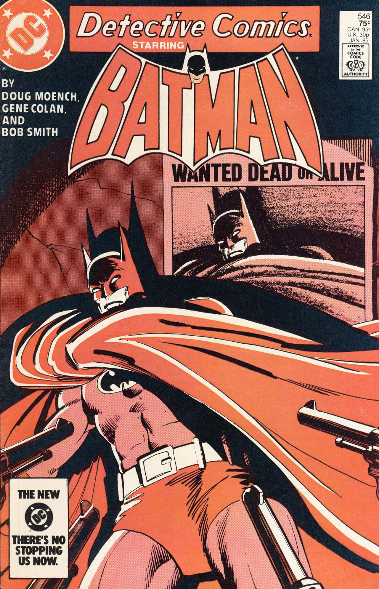 Detective Comics (1937) Issue #546 Page 1