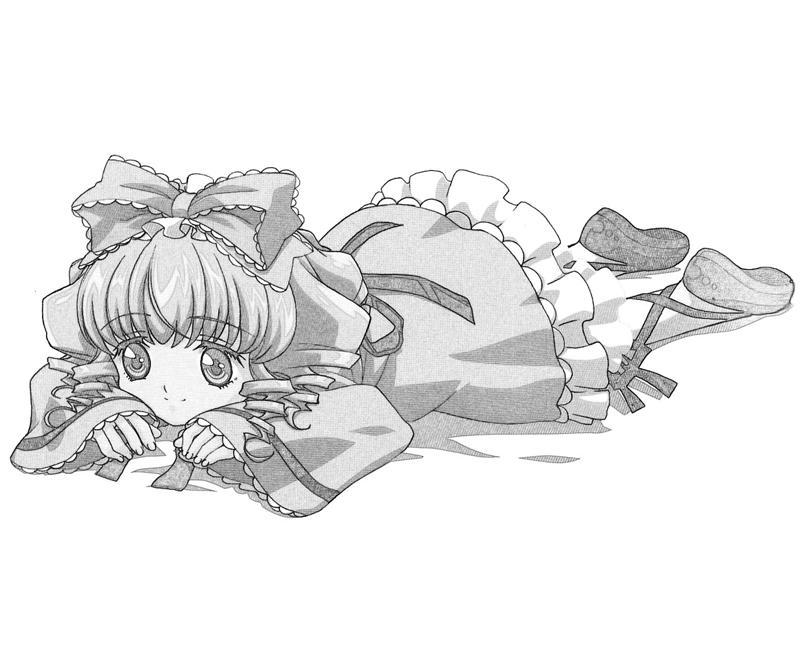 hinaichigo-sleep-coloring-pages