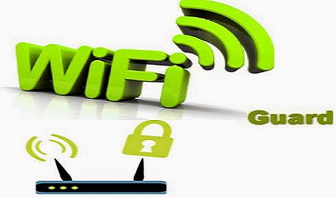 فيديو: شرح كيفية كشف المتطفلين علي الواي فاي ومنعهم من إستخدام الإنترنت Wifi Guard