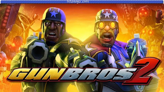 GUN BROS 2 V1.1.0 MOD APK Download