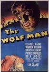 Affiche du jour : Le loup-Garous 1941
