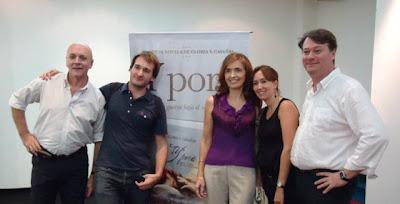 Equipo Random House Mondadori Argentina y Gloria V Casañas