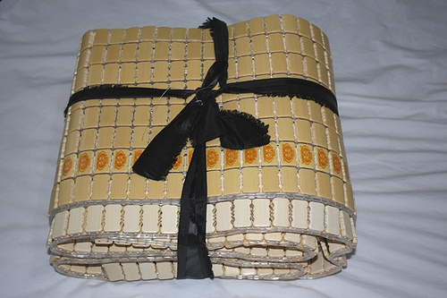Bamboo Mat For Bed