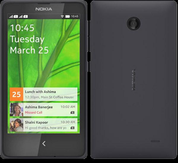 Nokia X1, nokia android dibawah 2 jutaan.