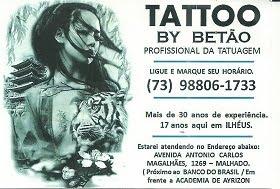 BETÃO TATTOO