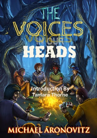 http://www.amazon.com/Voices-Our-Heads-Michael-Aronovitz-ebook/dp/B00LCRNMKU/