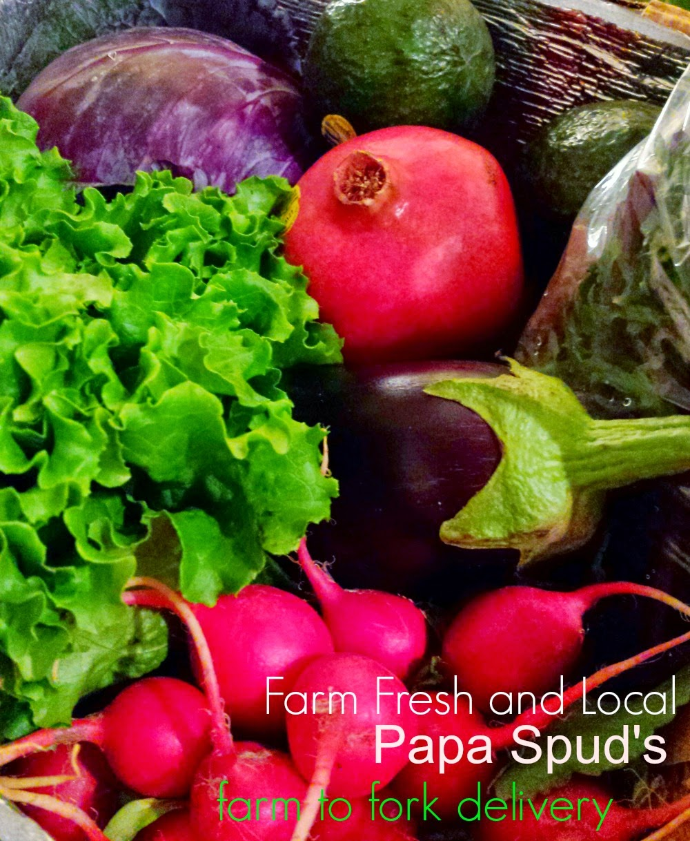Produce Delivery in Raleigh, Durham, and Chapel Hill
