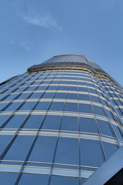 Mirador del Burj Khalifa de Dubai