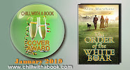 Cover of the Month - The Order of the White Boar by Alex Marchant