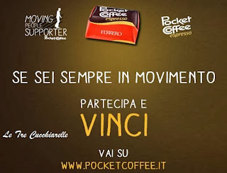 concorso - pocket coffee