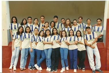 TURMA: 05 FORMANDOS 1999