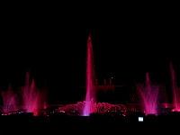 Křižíkova fontána Praha