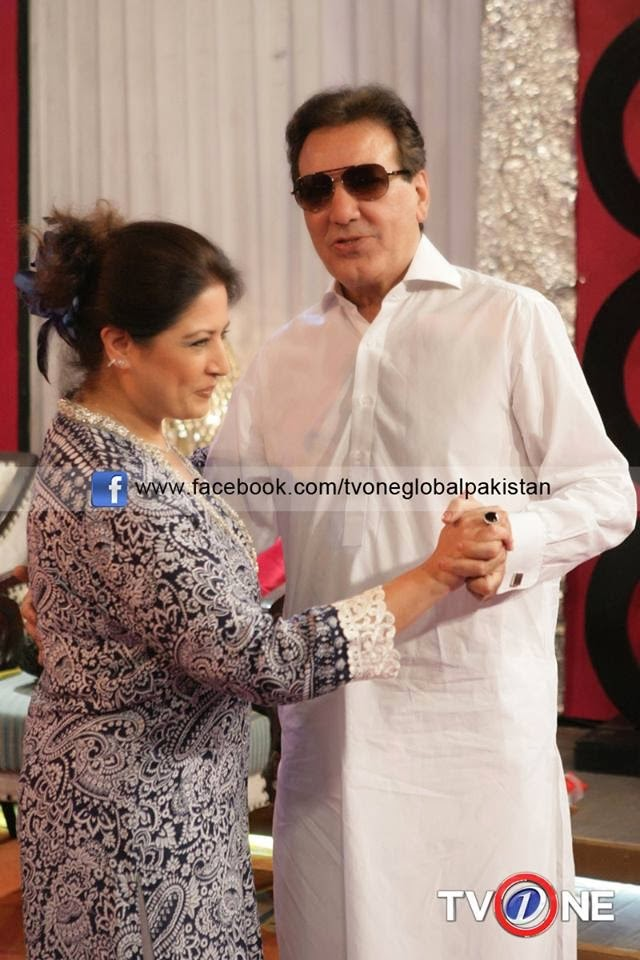 Atiqa+Odho+Wedding Atiqa odho dancing with Javed Sheikh