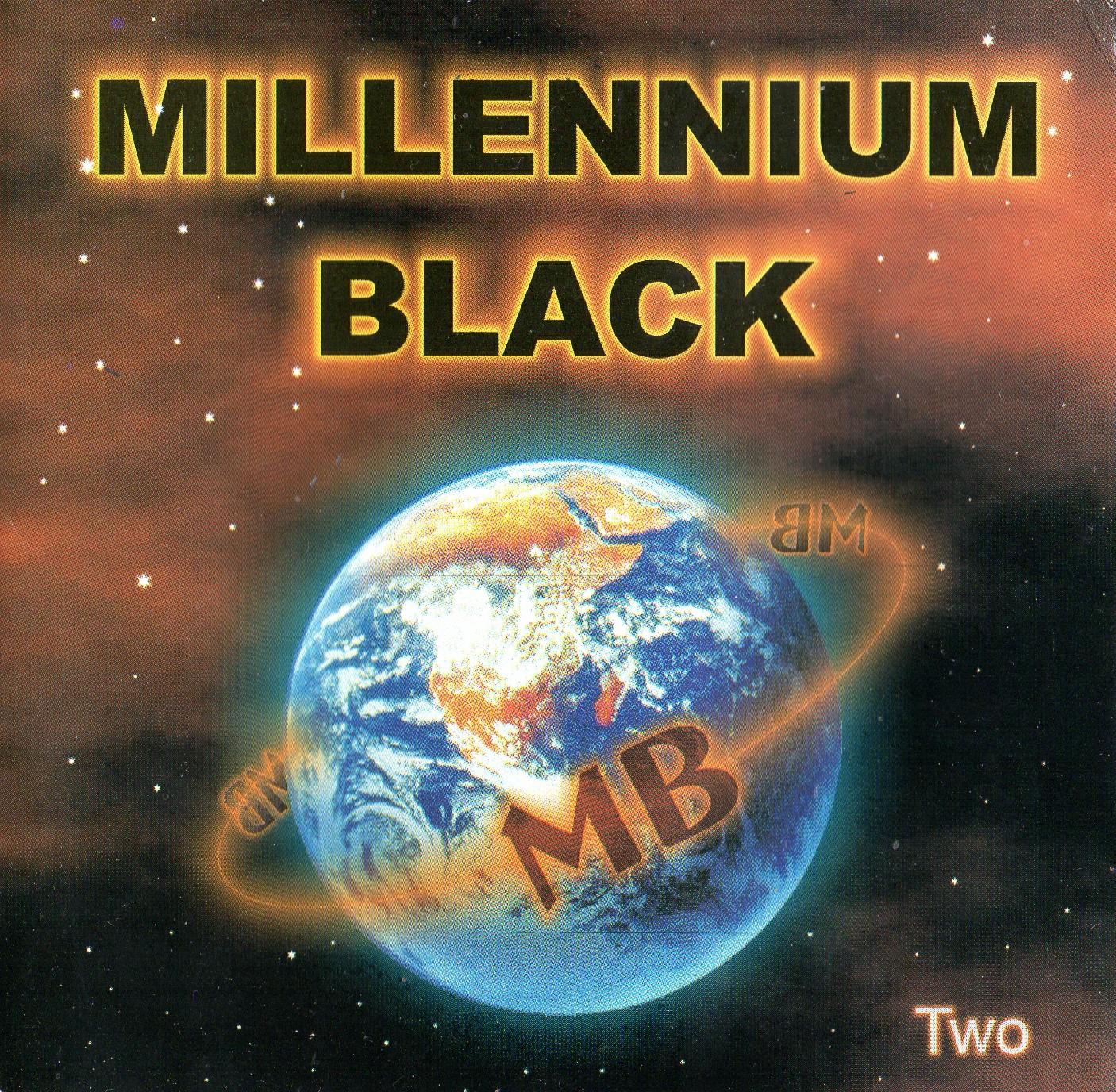 MILENO BLACK TWO