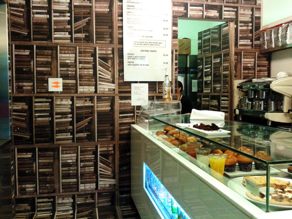 DEspresso New York - Coffee shops around world eye catching interior design details