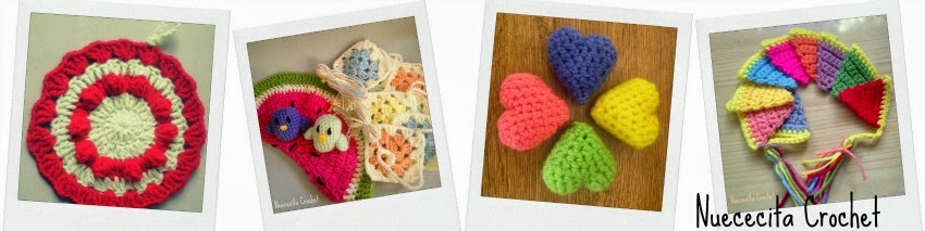 Nuececita (cosas lindas al crochet)