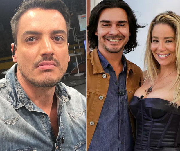 Jornalista Leo Dias denuncia André Gonçalves após barraco na web