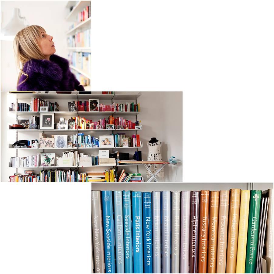 Angelika Taschen's Berlin Apartment