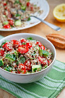 Quinoa Tabbouleh Salad