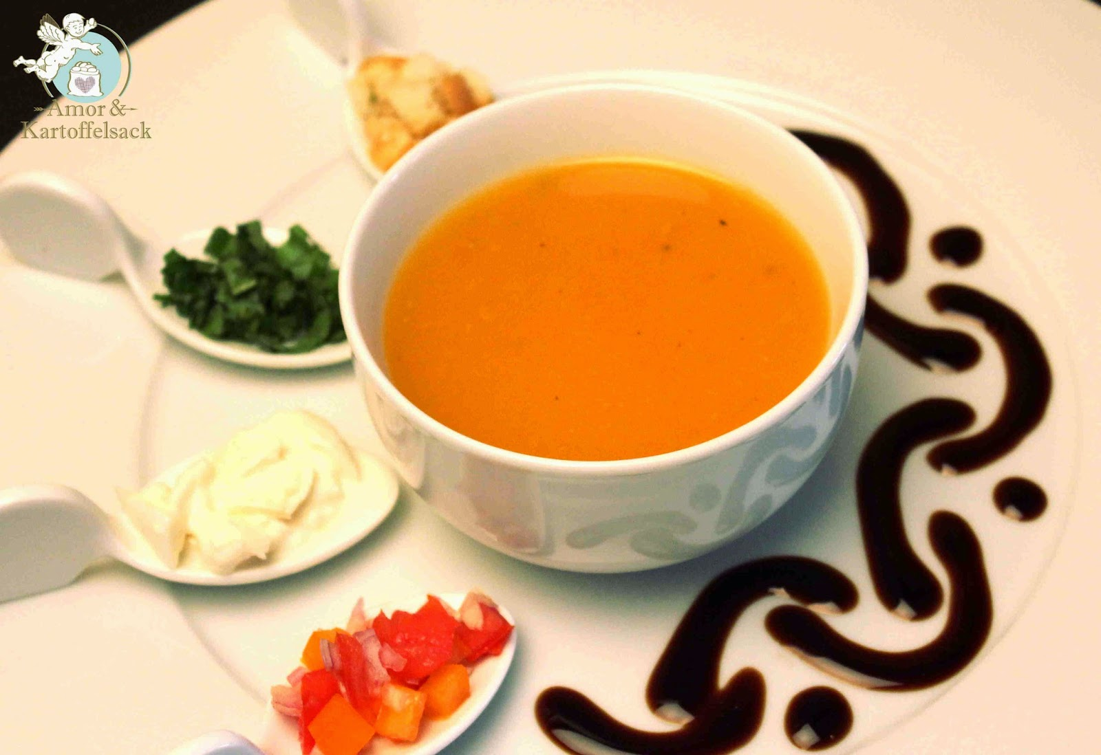 Tomatensuppe mal anders