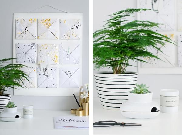 diy ideen f r einen aufger umten schreibtisch sinnenrausch der kreative diy blog f r. Black Bedroom Furniture Sets. Home Design Ideas