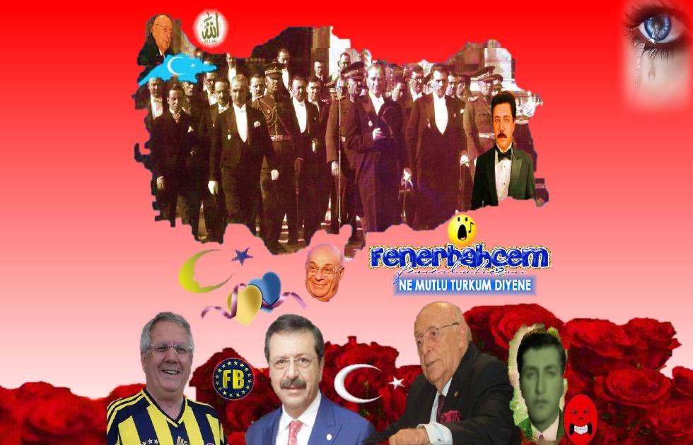 MUAMMER SEZER ATATÜR'E TÜRKİYEDE TARAF OLMAK