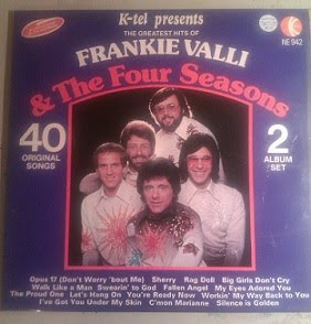 Frankie Valli And The Seasons - Greatest Hits album