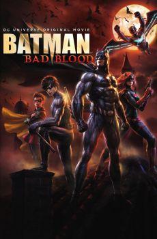 Batman: Mala Sangre (2016) DVDRip Castellano