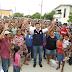 ACCIÓN NACIONAL SIGUE FESTEJANDO A LAS MADRES DE RÍO BRAVO LLEVANDO CASCADA DE REGALOS.