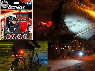 oświetlenie do roweru: lampki rowerowe