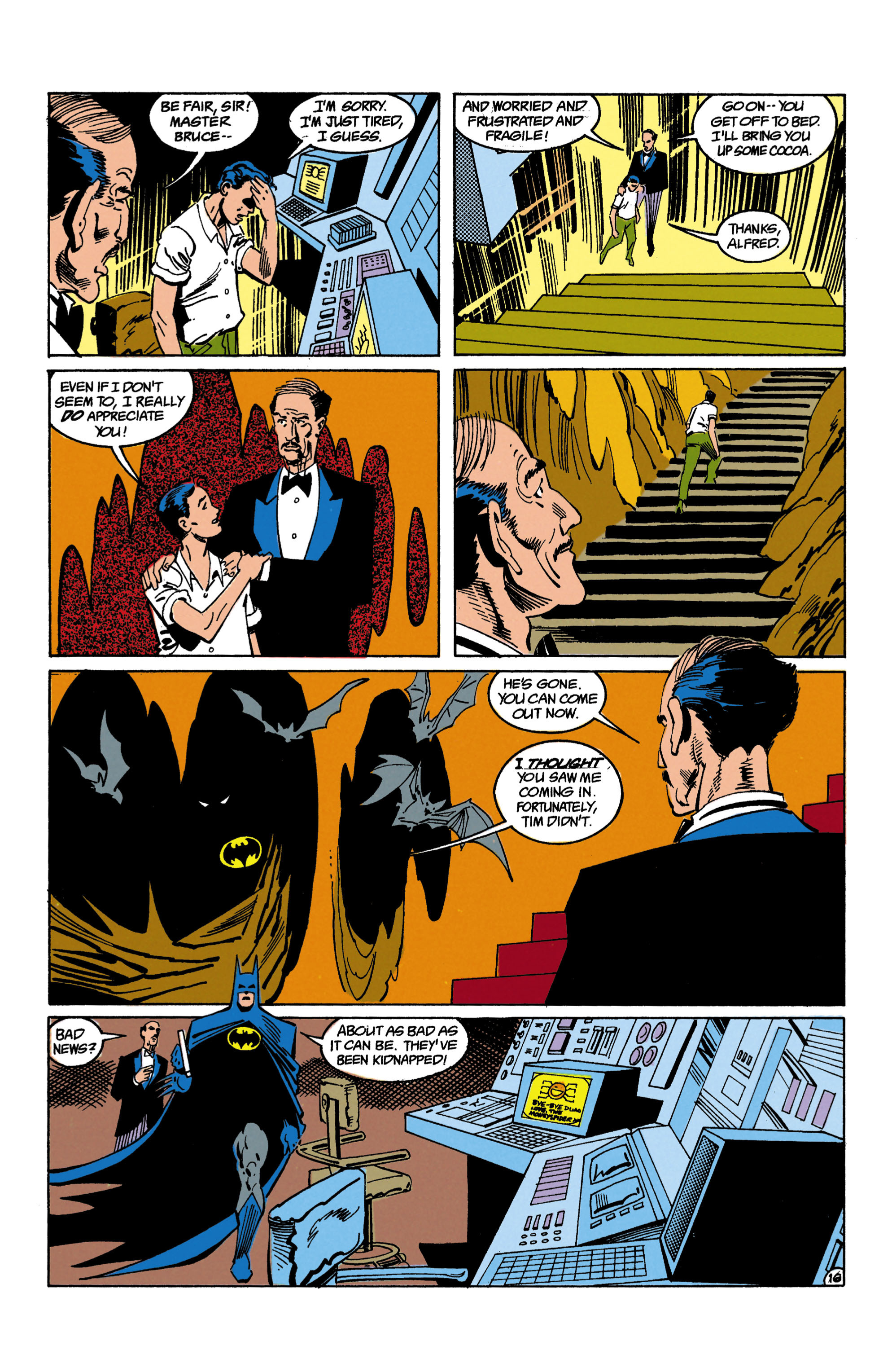 Detective Comics (1937) Issue #619 Page 17