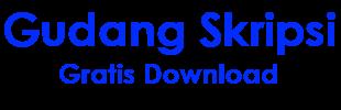 Gudang Skripsi | Contoh-contoh judul skripsi semua jurusan, proposal skripsi, skripsi pdf.
